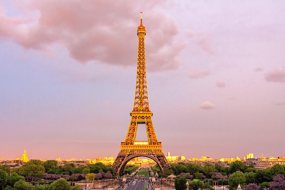 Paris-France-Honeymoon-Destination